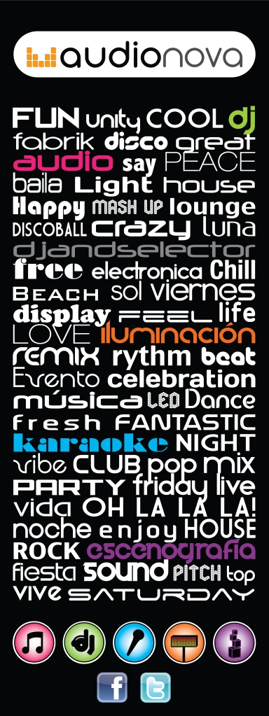 iluminación, audio, dj, karaoke, audionova, evento